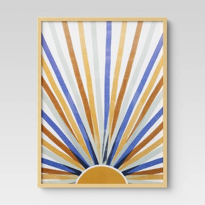 18 x 24 thin poster frame brass room essentials
