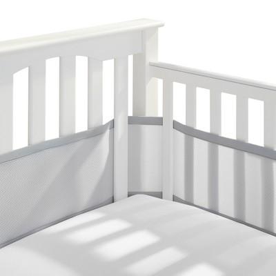 BreathableBaby® Solid Mesh Crib Liner