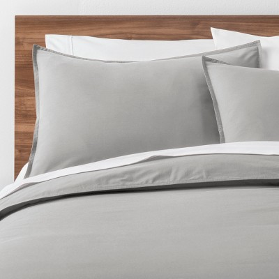 Easy Care Solid Duvet Cover Set - Made By Design™