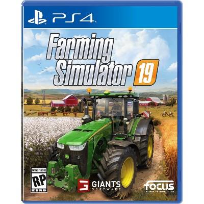 farming simulator 19 playstation