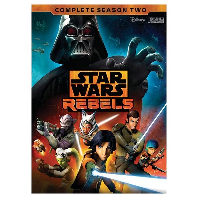 Star Wars Rebels - The Complete Season 2 (DVD)