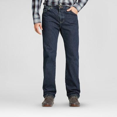 Dickies Men's Regular Straight Fit Denim 6-Pocket Jeans
