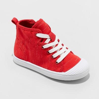 Toddler Boys' Berk Sneakers - Cat & Jack™ Red