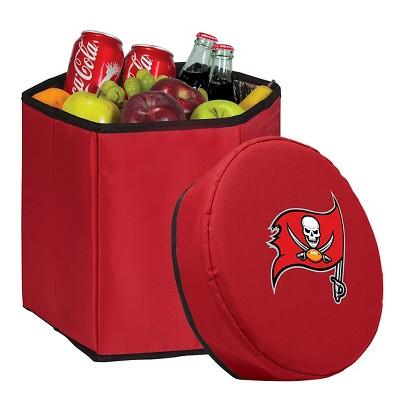 Picnic Time NFL Team Bongo Cooler - Red