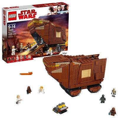 LEGO Star Wars Sandcrawler 75220