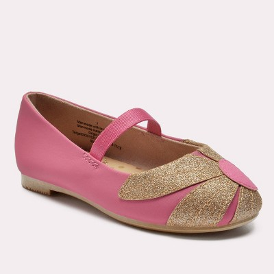 Toddler Girls' Margarette Ballet Flats - Cat & Jack™ Pink