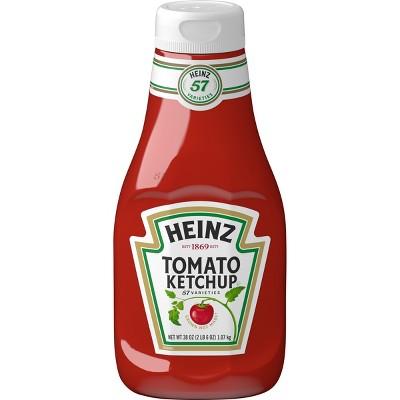 heinz tomato ketchup 38oz
