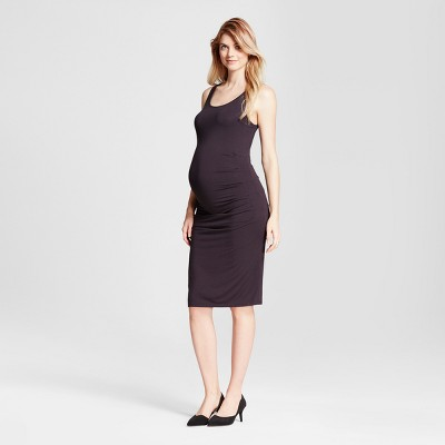 Maternity Pleated Tank Dress - Isabel Maternity by Ingrid & Isabel™