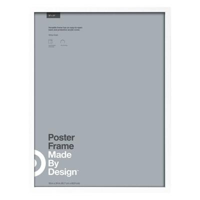 16x24 poster frame target