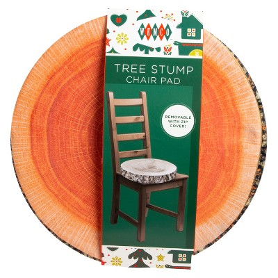 tree stump chairs revolving chair parts dealers wemco pad brown target about this item