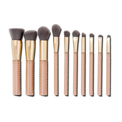 Sonia Kashuk™ Limited Edition Brush Set 10pc Charcoal