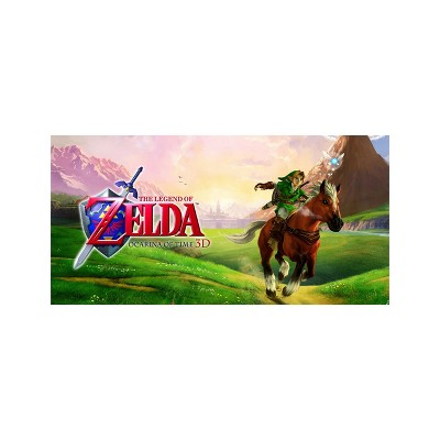 Nintendo Selects: The Legend of Zelda Ocarina of Time 3D - Nintendo 3DS (Digital)