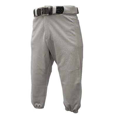 Franklin Sports Youth Baseball Pants - L - Gray