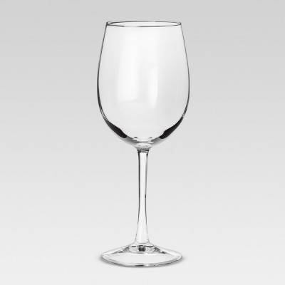 4pk White Wine Glasses 15.96oz - Threshold™