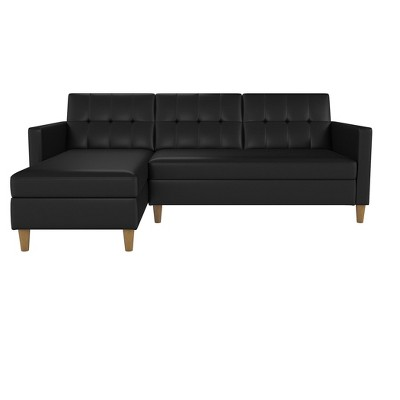 Hartford Storage Sectional Futon - Dorel Home Products