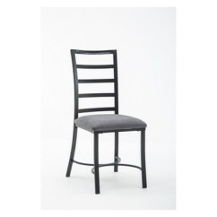 Dining Chairs Set Of 4 Target White Oak Table And Bastian Chair Gray Black Boraam