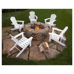 Poly Wood Adirondack Chairs Salon For Sale Used Polywood St Croix Patio Chair Exclusively At Target