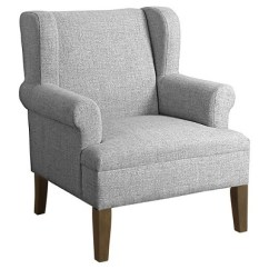 Accent Wingback Chairs Chair Cover Hire Dumbarton Emerson Homepop Target