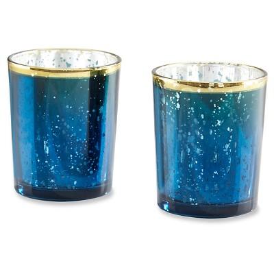 mercury Glass Tealight