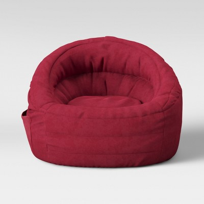 where to buy bean bag chairs gothic throne for sale cocoon chair with pocket pillowfort target