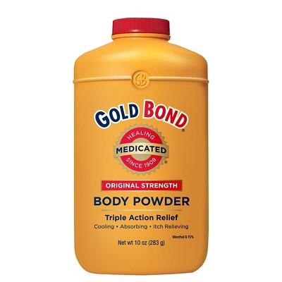 Gold Bond Medicated Powder 10oz : Target