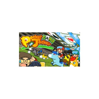 Pocket Card Jockey - Nintendo 3DS (Digital)