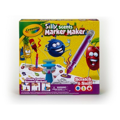 Crayola® Silly Scents™ Marker Maker