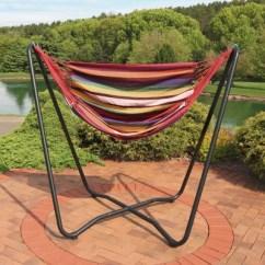 Hammock Chair Swings Marvel Avengers Bean Bag Swing And Stand Set Sunset Sunnydaze Decor Target