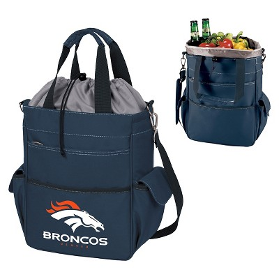 NFL Activo Cooler Tote by Picnic Time -Navy
