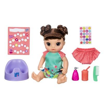 baby alive potty dance doll