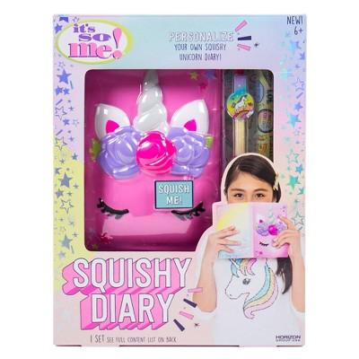 It's So Me! Squishy Unicorn Diary