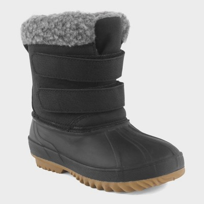 Toddler Boys' Barkley Winter Boots - Cat & Jack™