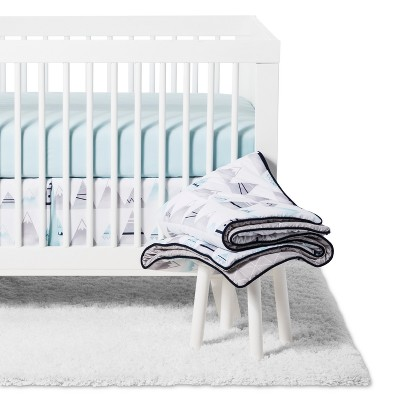 Sweet Jojo Designs Mountains 11 pc Crib Bedding Set