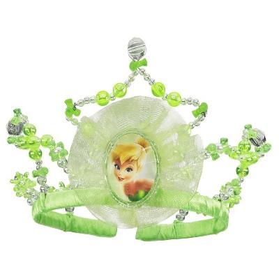 Halloween Disney Tinker Bell Tiara Green
