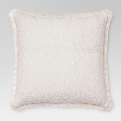 Global Texture Oversized Throw Pillow  Threshold  Target