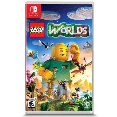 Lego Worlds Nintendo Switch Target
