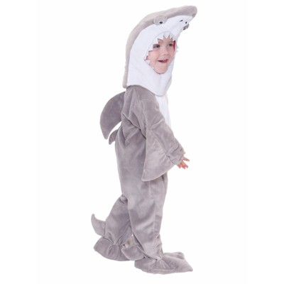 Toddlers' Shark Halloween Costume 2T-4T