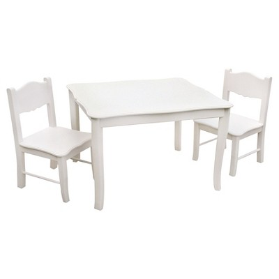 just chairs and tables dorm ikea 3 piece kids table set guidecraft target