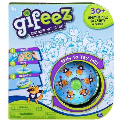 Gifeez Spin Studio
