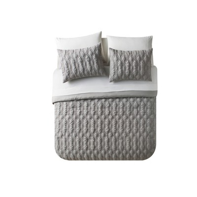 Linx Embossed Comforter Set VCNY