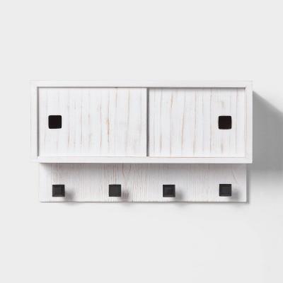 20lb Decorative Hooks White - Threshold™