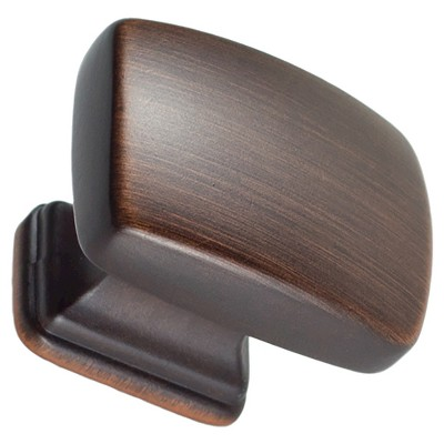 Sumner Street Home Hardware - 1.25 - 4 -Piece - Knob - Oil-Rubbed Bronze Sydney