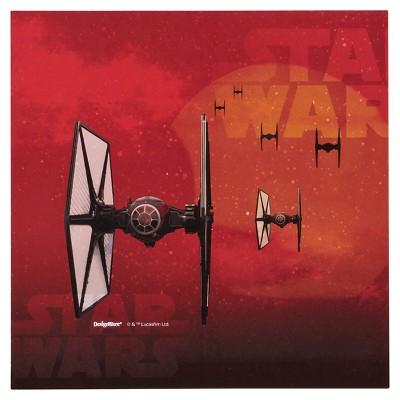 32ct Star Wars: Episode Vii Lunch Napkins