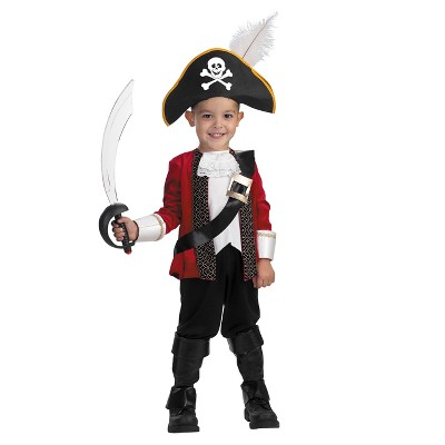 Kids' Capitan Toddler Costume