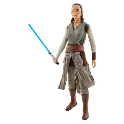 "Star Wars: The Last Jedi Rey Action Figure 18"""