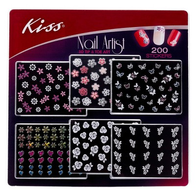 Kiss Nail Art Variety Pack