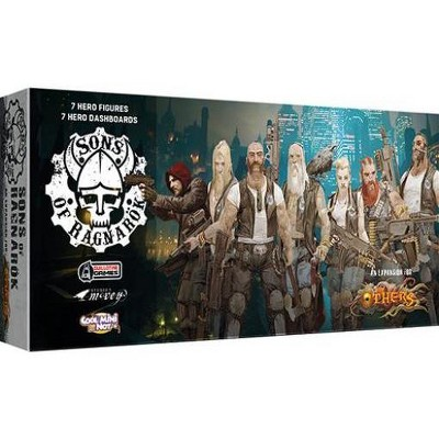 Sons of Ragnarok Expansion Board Game