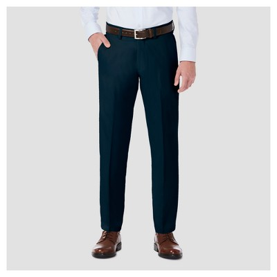 Haggar H26® Straight Fit 4 Way Stretch Trouser Pants