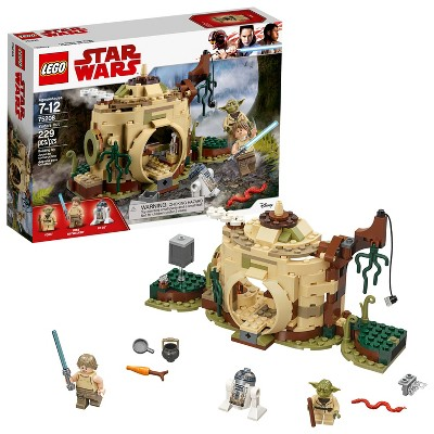 LEGO Star Wars Yoda's Hut 75208