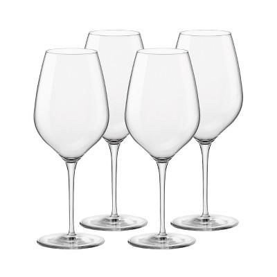 Bormioli Rocco 4pk Tre Sensi Wine Glasses